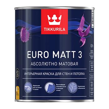 Euro Matt 3