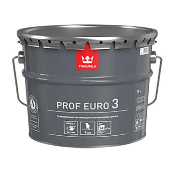 PROF EURO 3