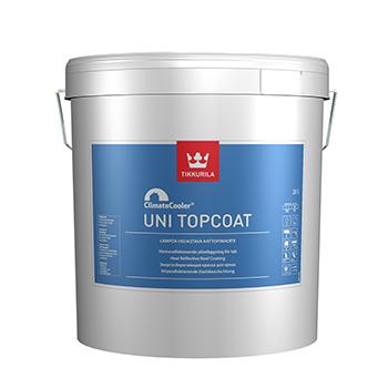 ClimateCooler Uni Topcoat